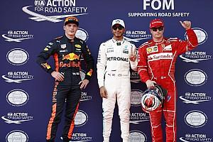 F1 排位赛报告 马来西亚大奖赛排位赛:汉密尔顿力压莱科宁夺杆位,维特尔无成绩