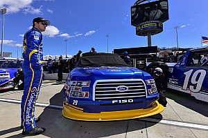 NASCAR Truck Special feature BKR's Take on Trucks - Briscoe ready to take on Kansas