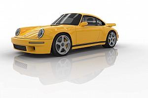 Automotive Nieuws RUF presenteert moderne versie van de CTR
