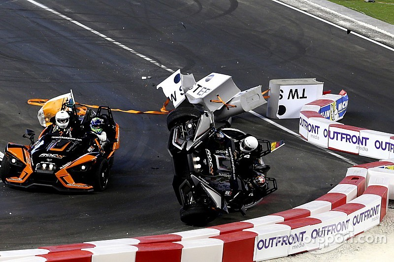 Pascal Wehrleins RoC-Crash: