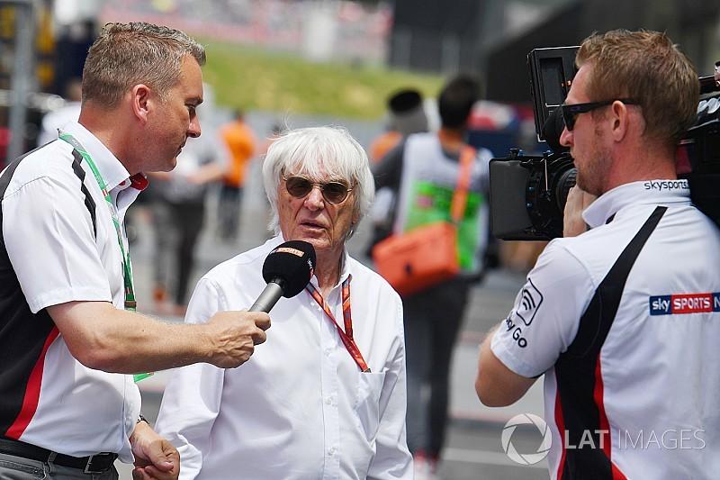 Ecclestone: Ferrari'nin ayrılık tehdidi gerçek