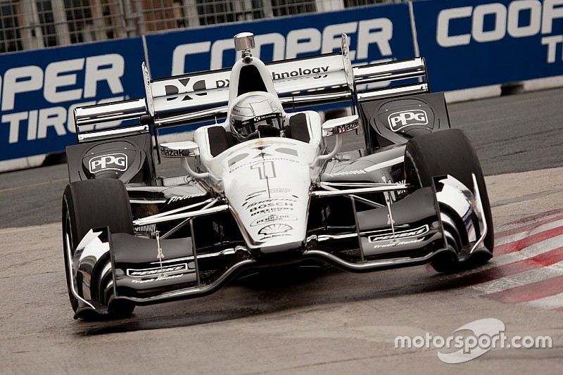 IndyCar Toronto: Pagenaud en Castroneves snelste in trainingen