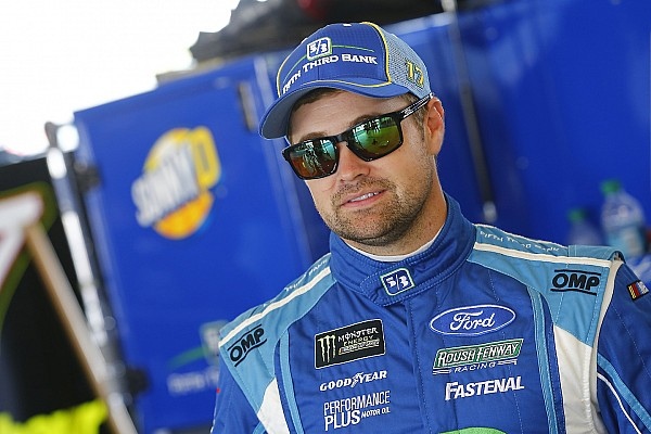 Ricky Stenhouse Jr. says NASCAR