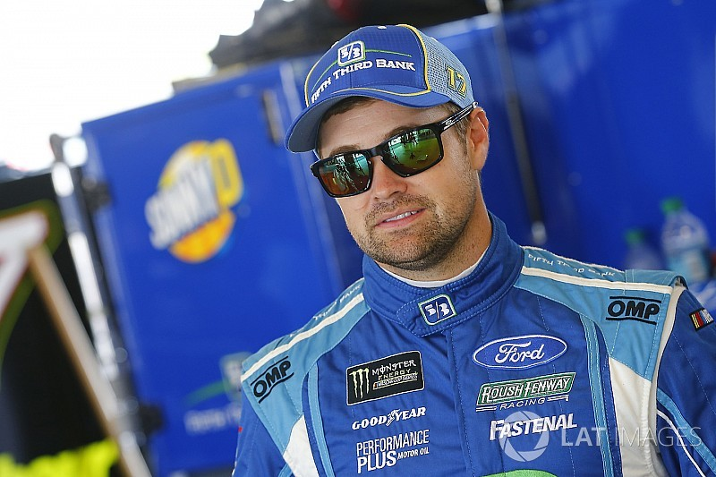 """Ricky Stenhouse Jr. says NASCAR """"is not the sport that it used to be"""""""