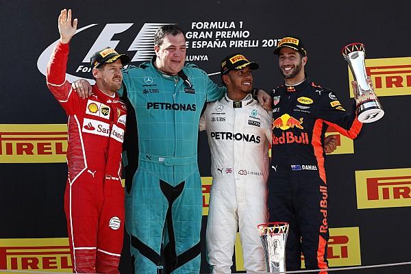 Alle Formel-1-Sieger des GP Spanien in Barcelona seit 2000