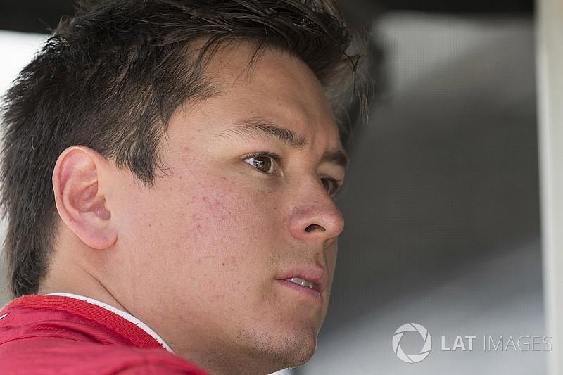 Сааведра замінить Альошина у двох найближчих гонках IndyCar
