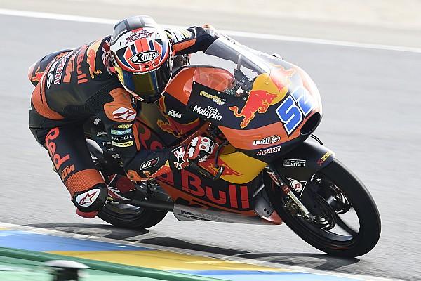 Kent substitui Antonelli na KTM em Sachsenring