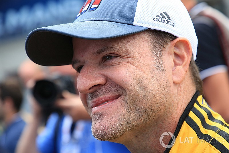 """Barrichello respecto a su debut en Le Mans: """"Me siento como de 20 años"""""""