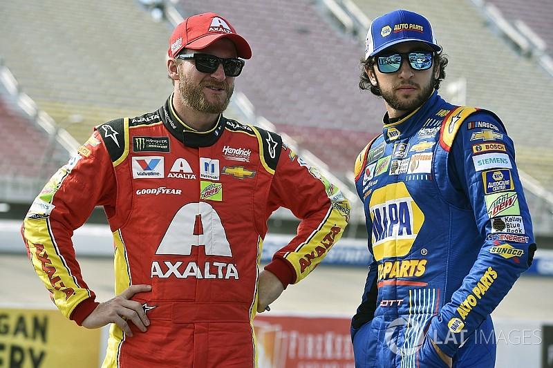 """NASCAR: Dale Earnhardt Jr. erklärt den """"Jugendwahn"""""""