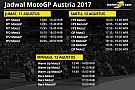 Jadwal lengkap MotoGP Austria 2017