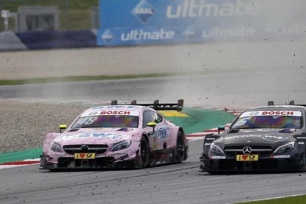 DTM News DTM 2018: Wie hart wird der Kampf im Mercedes-Kader?
