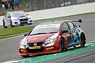 BTCC Silverstone BTCC: Goff passes Ingram to win Race 2