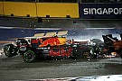 Max Verstappen es el piloto que menos vueltas totaliza en 2017