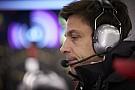 F1 Wollf considera que Ferrari está trabajando mejor con los neumáticos