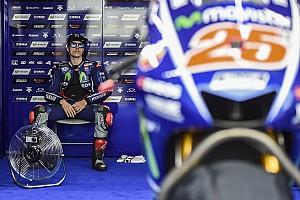 MotoGP Interview Selon son ingénieur, Viñales n'est pas à l'aise à 100% mais il s'adapte
