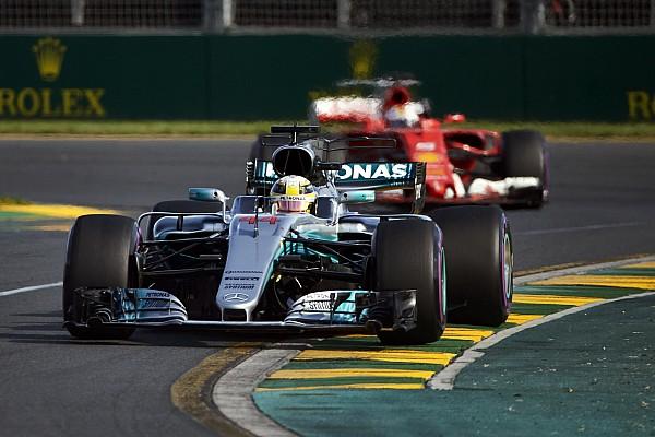Formula 1 Breaking news Hamilton: Vettel a bigger challenge than Rosberg
