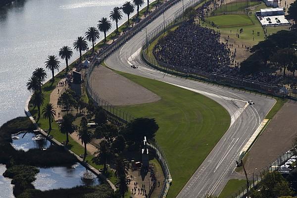 Fórmula 1 Últimas notícias FIA acrescenta terceira zona de DRS para GP da Austrália