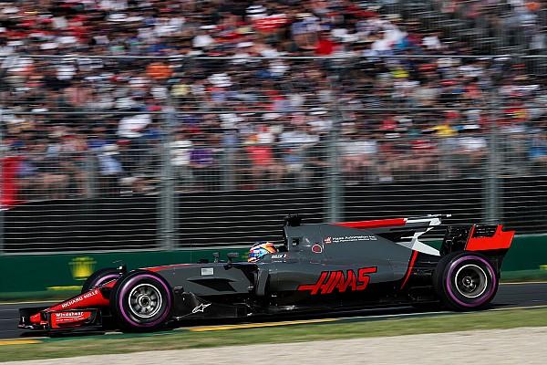 【F1】ハース、開幕戦ポイント獲得できず憤慨も「マシンはかなり良い」