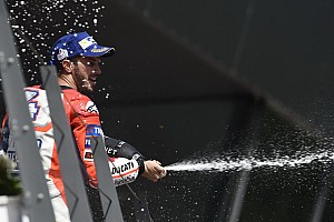 """MotoGP奥地利:多维兹奥索守住马奎兹""""绝杀"""",夺下赛季第三冠"""