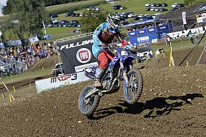 Mondiale Cross Mx2 Gara Il francese Benoit Paturel vince il suo primo GP in Svizzera