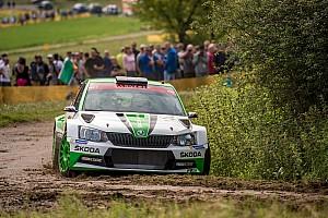 WRC Отчет о секции Копецки возглавил Ралли Германия, Мик сошел на первом спецучастке
