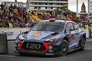 WRC Prova speciale Germania, PS14: squillo di Sordo davanti a Meeke e Tanak