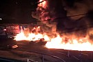 Automotive Watch these late model drivers walk away from fiery crash