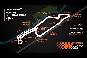Formula 1 Breaking news McLaren launches tongue-in-cheek Woking GP plan