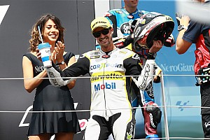 Moto2 Interview Tom Lüthi: