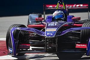 Formula E Practice report Buenos Aires ePrix: Bird tops FP2, Di Grassi crashes