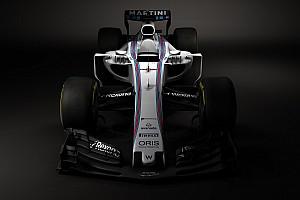 Formule 1 Nieuws Onthuld: eerste beelden van de Williams F1-bolide 2017