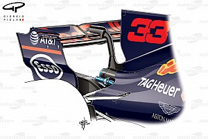 Formula 1 Breaking news Tech analysis: Red Bull's downforce compromise yields Spa result
