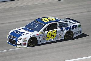 NASCAR Cup Noticias de última hora McDowell brilla en Kansas, pese a mala fortuna