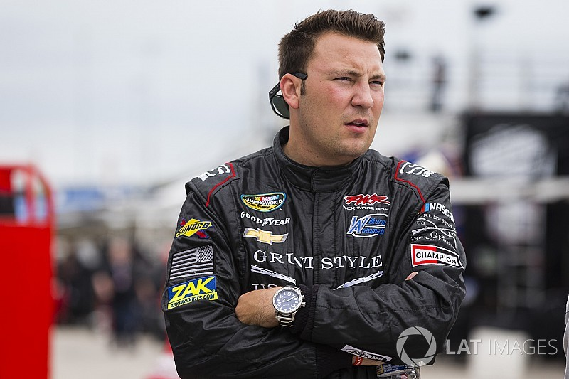 """Spencer Boyd's """"dreams come true"""" with full-time Xfinity ride"""