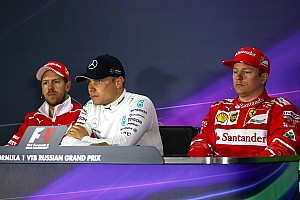 Russian GP: Post-race press conference