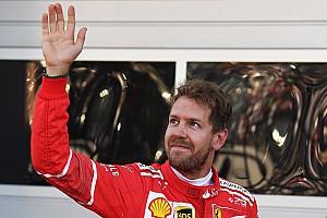 Fórmula 1 Crónica de Clasificación Vettel rompe el monopolio de Mercedes y logra la pole