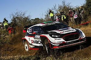 WRC Yarış ayak raporu Arjantin WRC: İlk güne Evans lider başladı