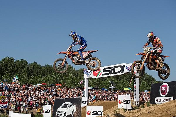 MXGP Cairoli y Seewer brillan en el calor del GP de Lombardía de MXGP