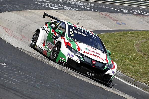 WTCC Reporte de prácticas Nurburgring WTCC: Michelisz lidera la primera práctica en el Nürburgring