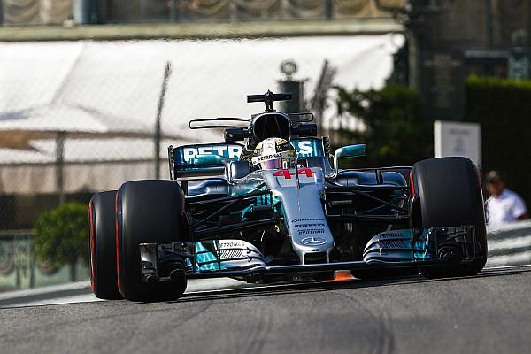 Formula 1 Son dakika Monaco GP 1.antrenman: Hamilton hızlı başladı