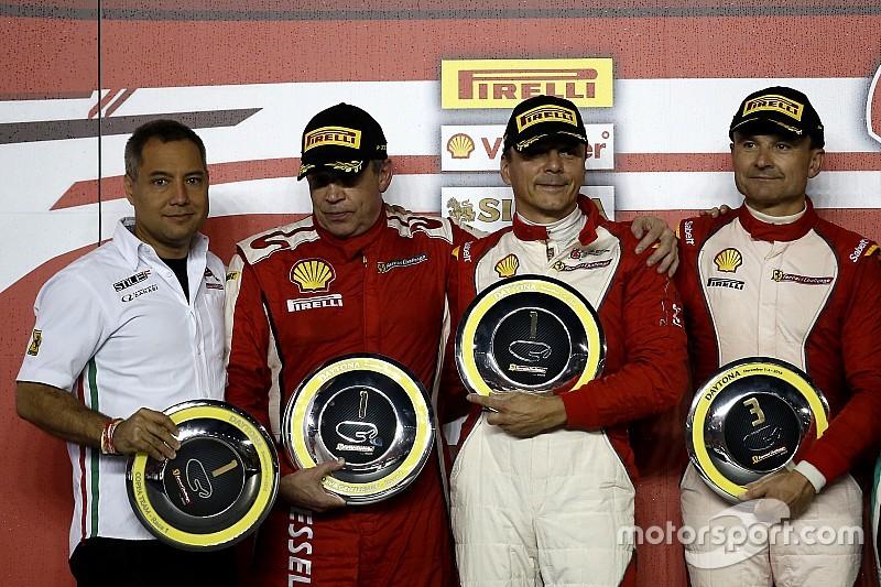 Daytona Ferrari World Finals: Loefflad wins Coppa Shell world title