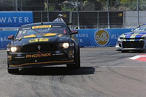 PWC Breaking news St Pete PWC: Aquilante doubles up in GTS class