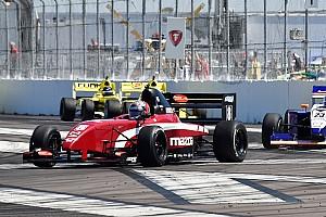 Pro Mazda Race report St Pete Pro Mazda: Martin scores second win