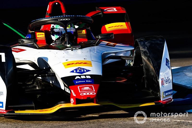 Di Grassi moet pole-position voor ePrix Santiago inleveren