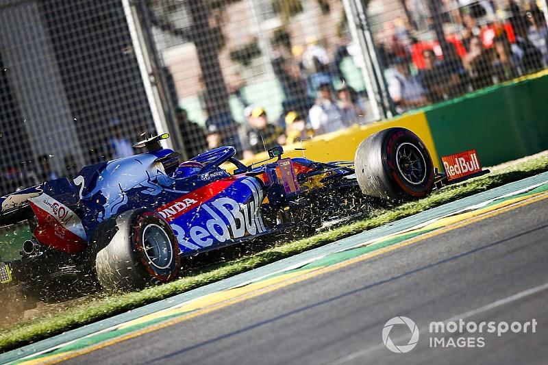 Albon Kvjat legyőzésével debütált az F1-es időmérőn a Toro Rosso-Hondával