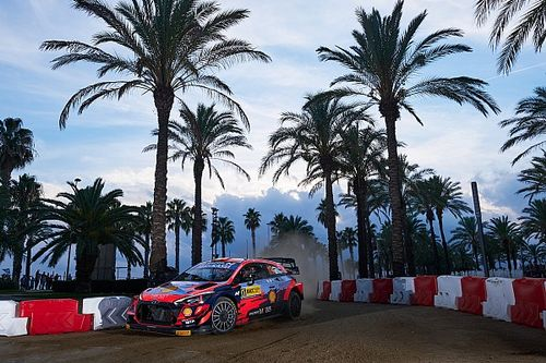 WRC Spain: Neuville clinches dominant win, Evans keeps title hopes alive