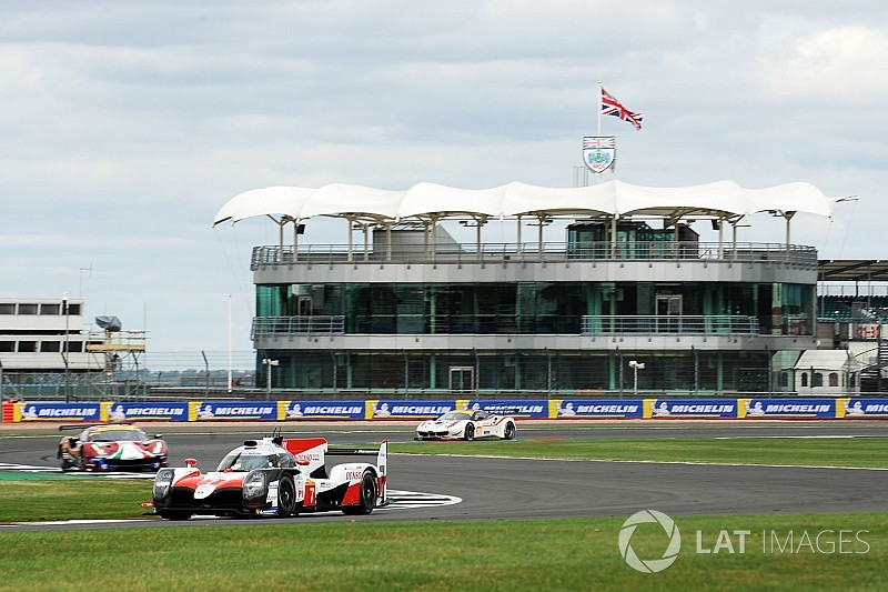 Silverstone WEC: Toyota extends gap to privateers in FP2