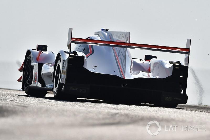 Acura-Penske lidera la segunda práctica en Laguna Seca