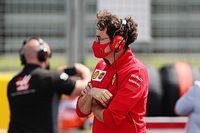 Binotto: nem a stratégia volt rossz, Vettel már az elején eldobta a futamot
