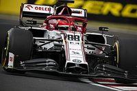 F1, Alfa Romeo con Kubica nelle Libere 1 del GP 70° Anniversario